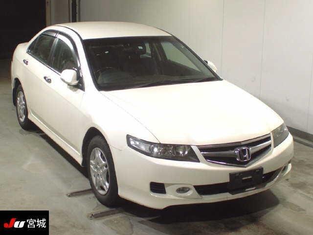 Авто на разбор Honda Accord CL8 K20A