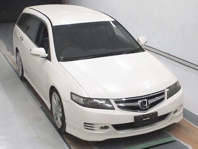 Авто на разбор Honda Accord Wagon CM2 K24A