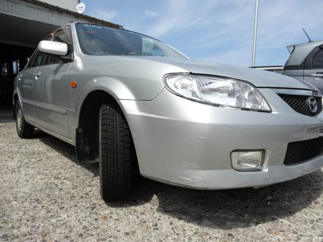 Авто на разбор Mazda Familia BJ5P ZL-DE