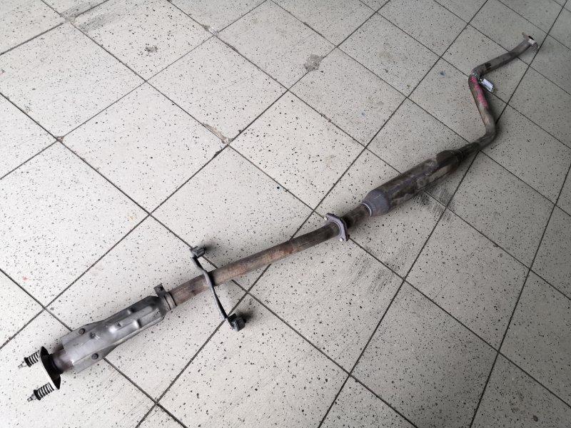 Глушитель Mazda Familia BJ5P ZL-DE