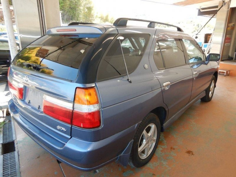 Авто на разбор Nissan Rnessa N30 SR20DE