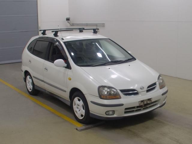 Авто на разбор Nissan Tino HV10 SR20DE