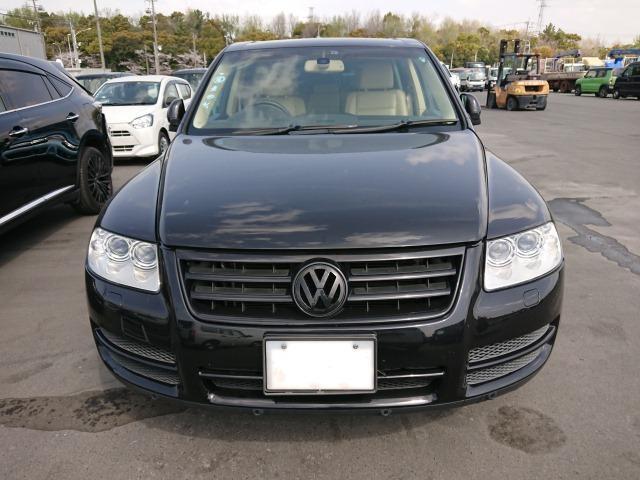 Авто на разбор Volkswagen Touareg 7L BMV