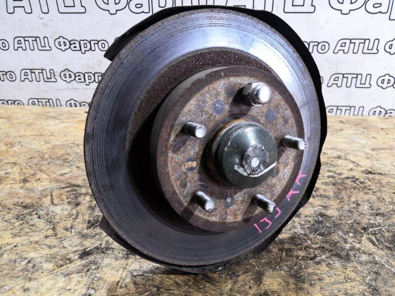 Ступица Nissan Tino V10 QG18DE задняя правая