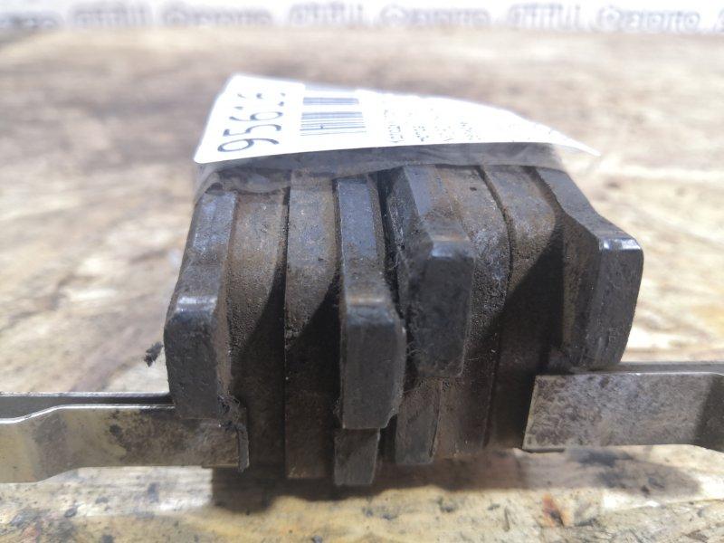 Колодки тормозные Honda Torneo CF4 F20B задние