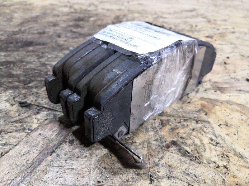 Колодки тормозные Honda Avancier TA2 F23A передние