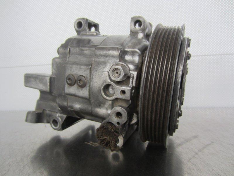 Компрессор кондиционера Nissan Avenir 11 W11 QG18 2003