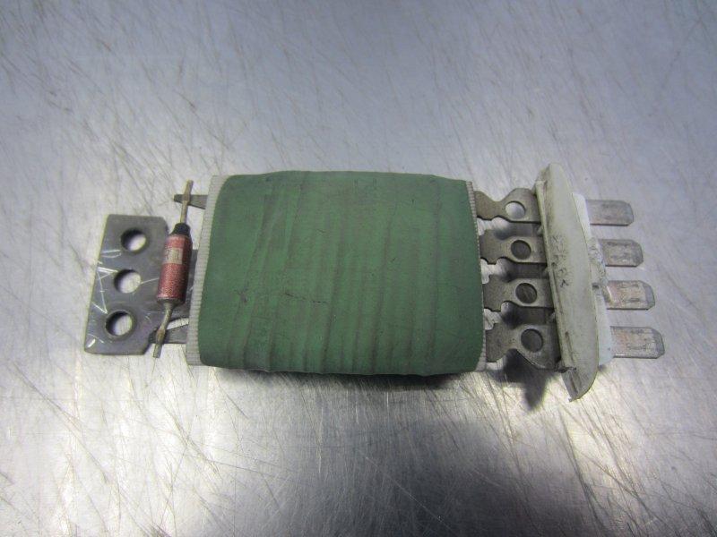 Реостат печки Skoda Octavia A4 2008