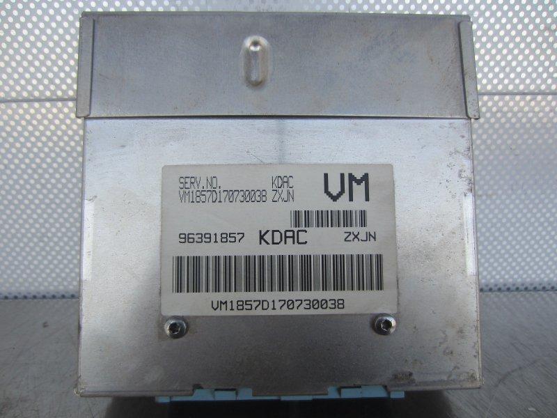 Эбу двс Chevrolet Lanos A15SMS 2007
