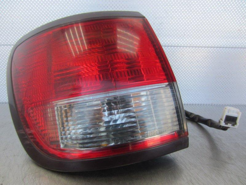 Фонарь Nissan Avenir 11 W11 2003 задний левый