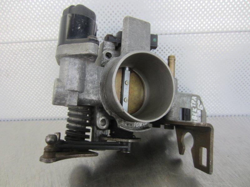 Дроссельная заслонка Opel Vectra B X16XEL 2000