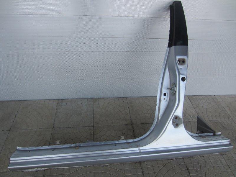 Порог Toyota Corsa L50 EL51 4E-FE 1997 левый