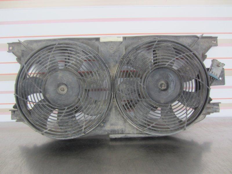 Электровентилятор охлаждения Mercedes-Benz W163 W163 (ML-320) М112 1999
