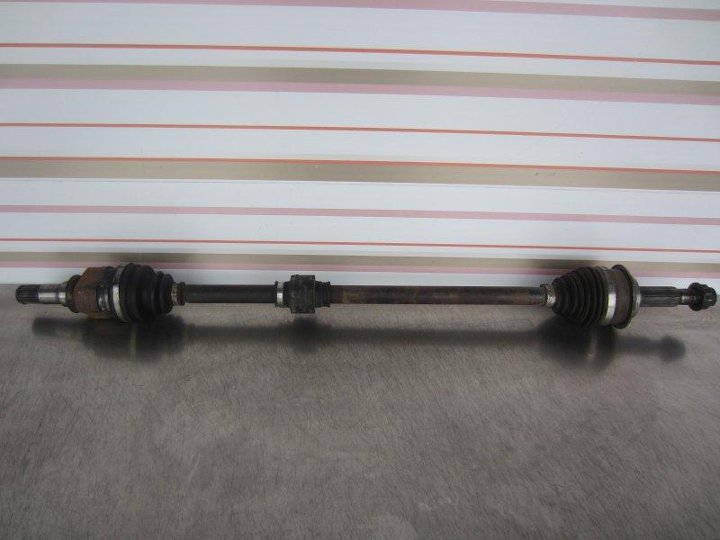 Привод Toyota Vitz Scp90 SCP90 1KR 2005 правый