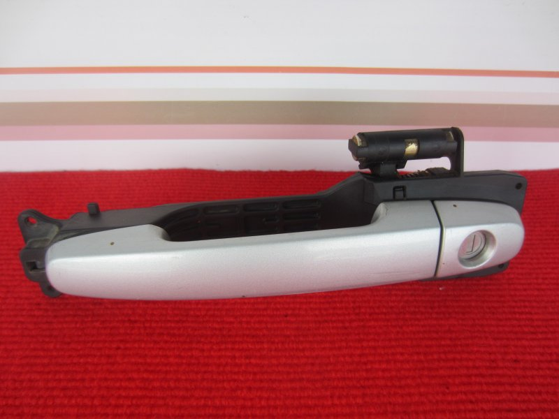 Ручка двери наружная Toyota Vitz Scp90 SCP90 1KR 2005 передняя левая