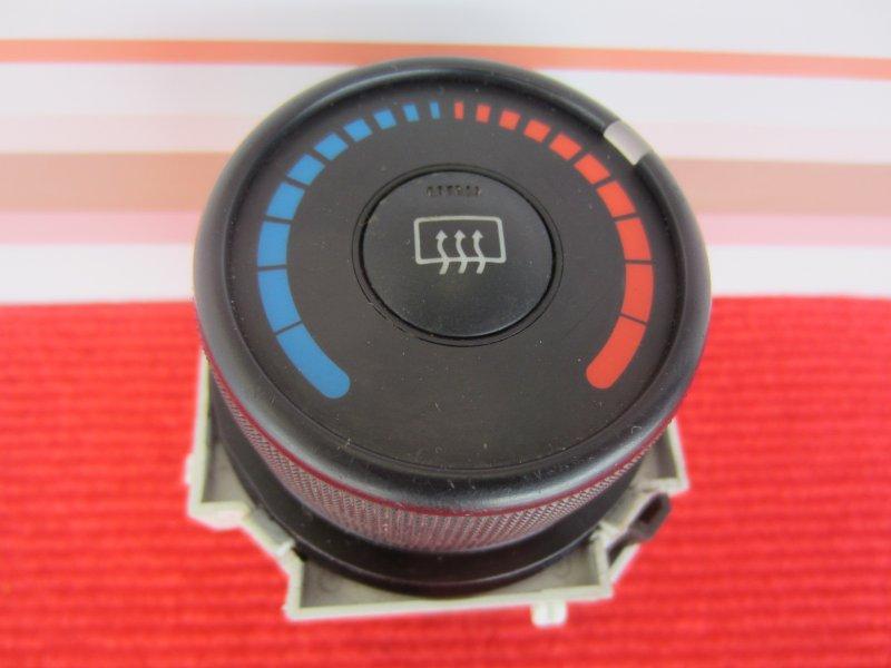 Регулятор температуры печки Toyota Vitz Scp90 SCP90 1KR 2005