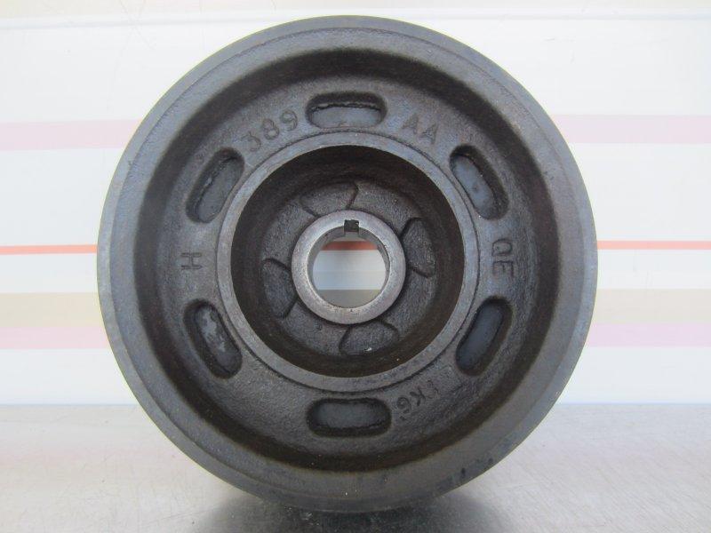 Шкив коленвала Nissan Primera P11 P11 GA16 1998
