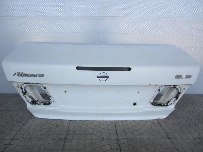 Крышка багажника Nissan Almera N15 N15 GA16 1998
