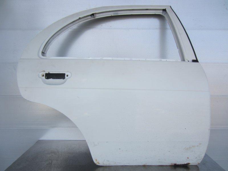 Дверь Nissan Almera N15 N15 GA16 1998 задняя правая