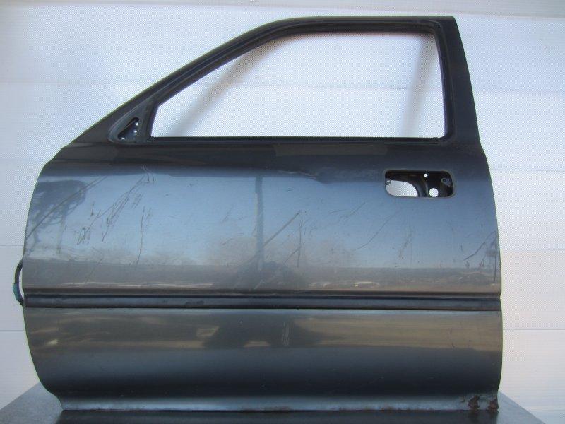 Дверь Toyota Surf 120 1990 передняя левая