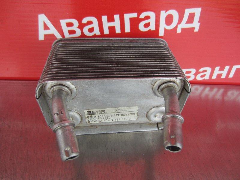 Теплообменник Bmw E53 E53 M62 2001
