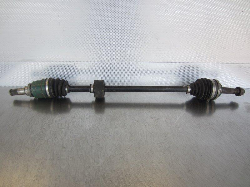 Привод Toyota Vitz Scp10 SCP10 1SZ-FE 2001 правый