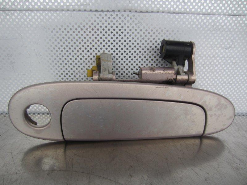 Ручка двери наружная Toyota Vitz Scp10 SCP10 2001 передняя правая