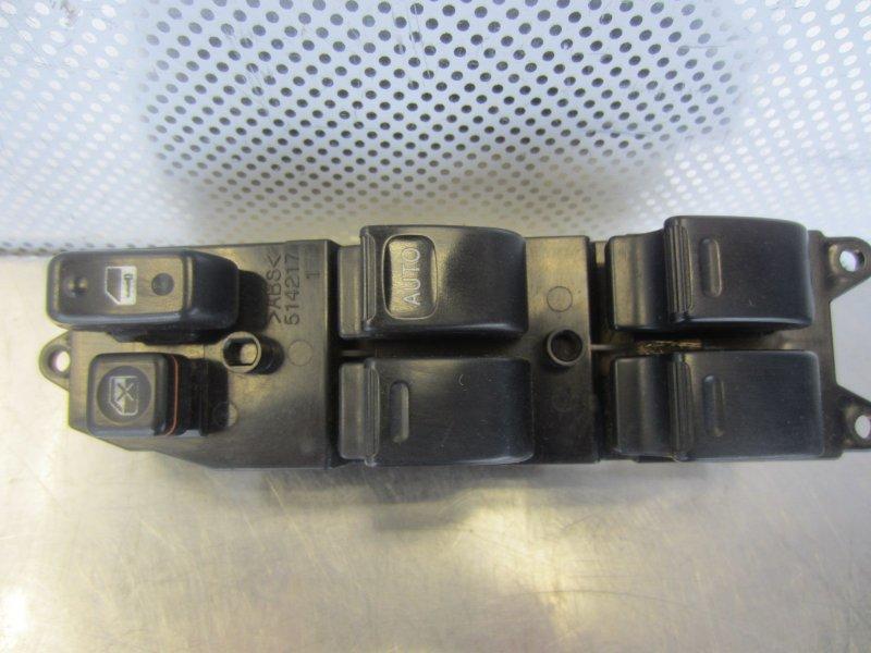 Блок управления стеклоподъемниками Toyota Vitz Scp10 SCP10 2001 передний правый