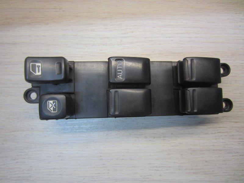 Блок управления стеклоподъемниками Nissan Sunny B15 FB15