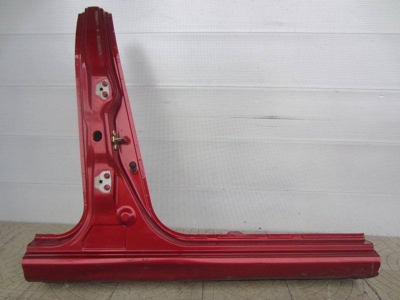 Порог Chevrolet Aveo T250 СЕДАН 2008 правый