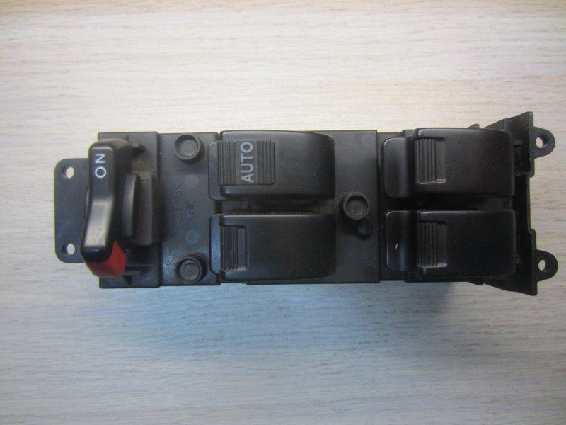 Блок управления стеклоподъемниками Honda Torneo 2000