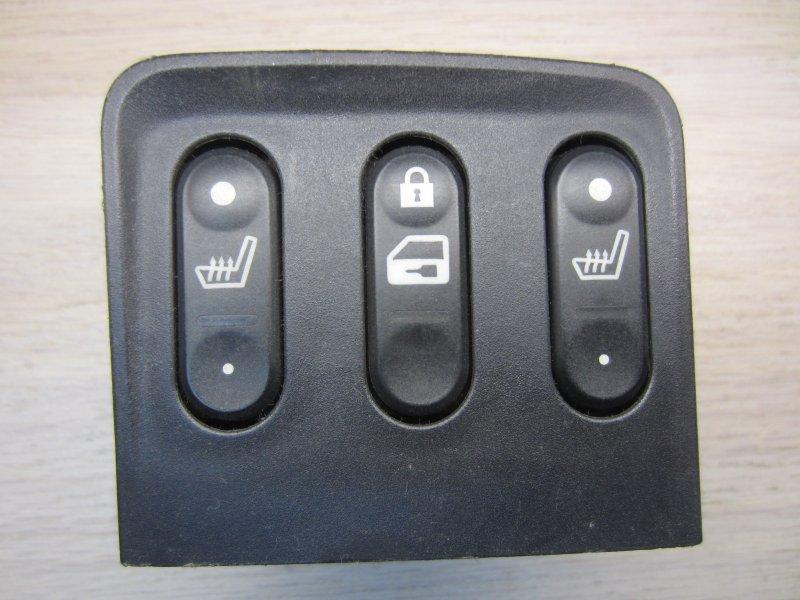 Блок управления подогревом сидений Nissan Primera P12 P12