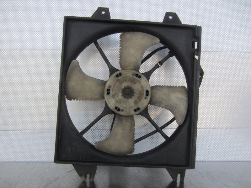 Электровентилятор охлаждения кондиционера Mitsubishi Galant 8 СЕДАН 4D68 1998