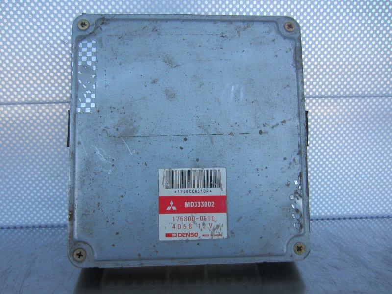 Эбу двс Mitsubishi Galant 8 4D68 1998