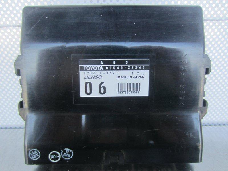 Блок управления abs Toyota Camry Acv30 ACV30 2AZ-FE 2003