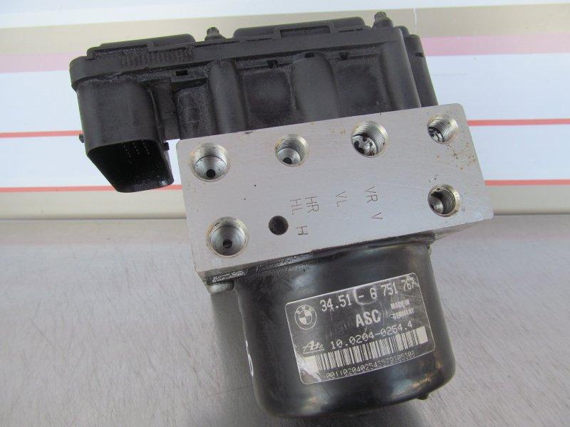 Блок abs Bmw E46 КУПЕ M54B25 2000