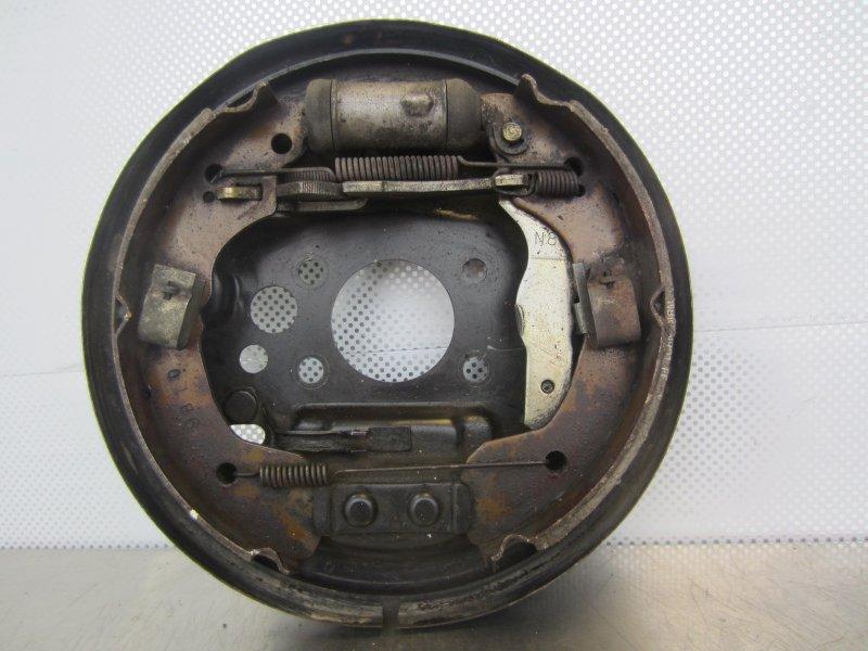 Тормозной щит Nissan Bluebird U14 U14 1997 задний левый