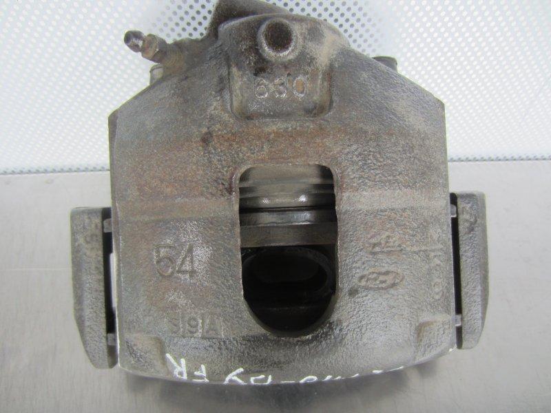 Суппорт тормозной Mazda Demio Dy DY 2004 передний правый