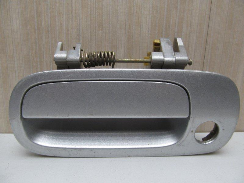 Ручка двери наружная Toyota Camry Sv40 SV40 1998 передняя левая