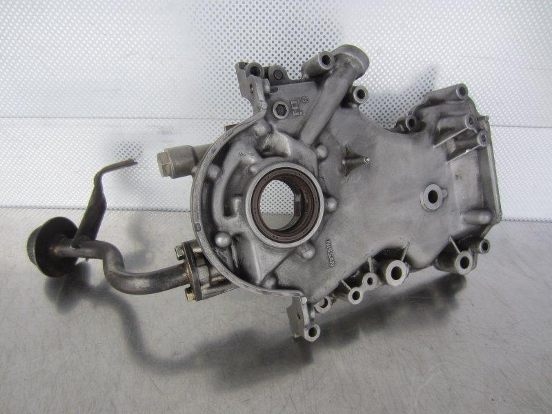 Маслонасос Nissan Cube Az10 CGA3 2001