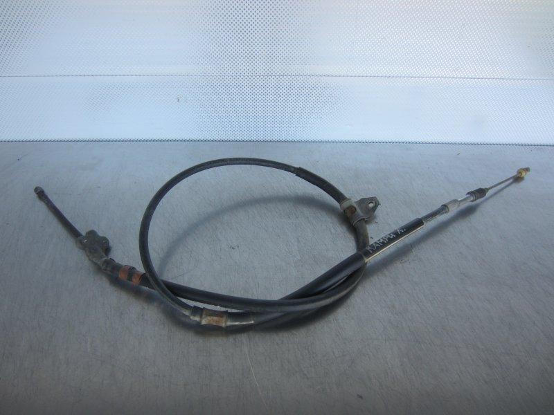 Трос ручника Toyota Camry Sv30 1993 левый