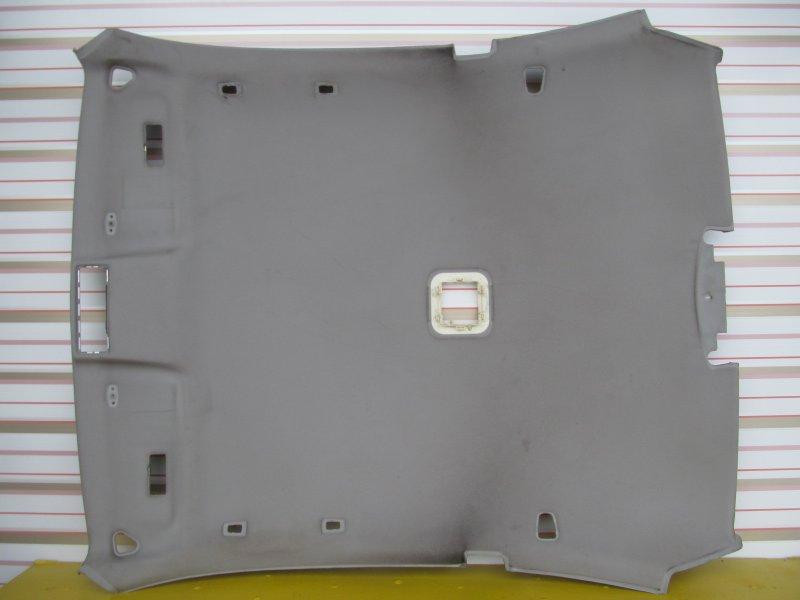 Потолок Bmw E46 КУПЕ M54B25 2000