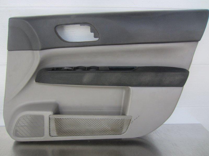 Обшивки дверей комплект Subaru Forester Sg5 2003