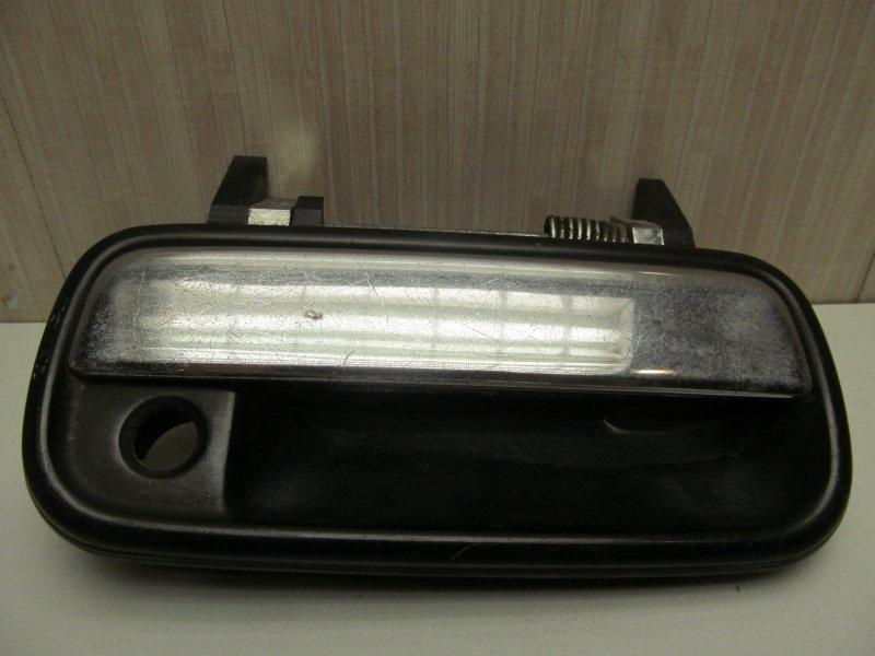 Ручка двери наружная Toyota Surf 120 1990 передняя правая