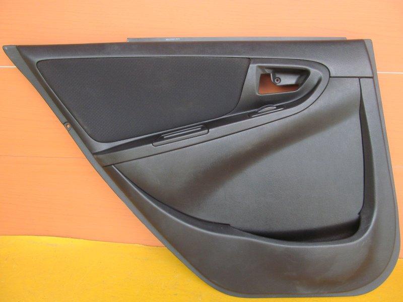 Обшивка двери Geely Mk MR479QA 2011 задняя левая