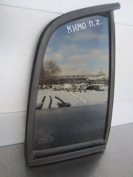 Форточка двери Chery Kimo S12 S12 2008 задняя правая