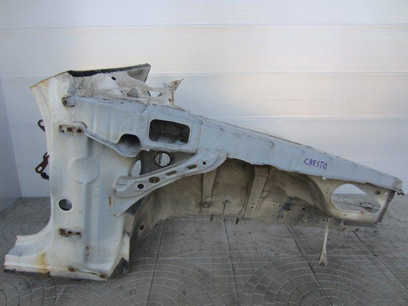 Лонжерон Toyota Cresta Gx90 передний правый
