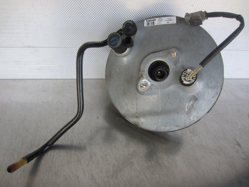 Вакуумный усилитель тормозов Mercedes-Benz W208 W208 (CLK) М112 2001