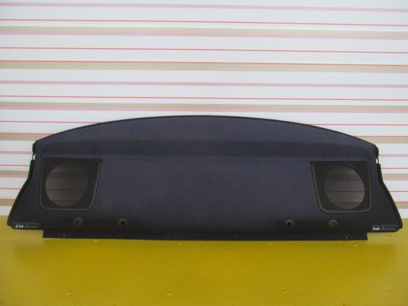 Полка Bmw E46 КУПЕ M54B25 2000 задняя