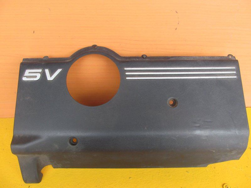 Крышка двигателя Volkswagen Passat B5 2.8 Л 1999 левая